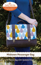 digital midtown messenger bag sewing pattern
