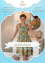 digital jamie dress sewing pattern