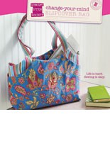 digital change your mind slipcover bag sewing pattern