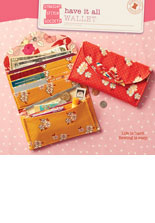 digital have it all wallet sewing pattern