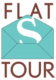 The Flat S Tour Logo