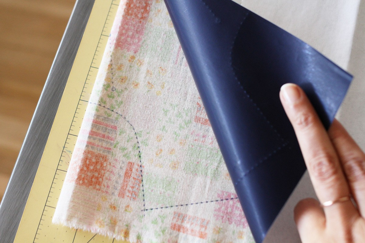 pattern tracing paper At 50gsm thick, the pattern paper is partially see through for tracing items off (see image) additional info: the paper roll will be posted in a strong postal tube (see image) customer questions & answers.