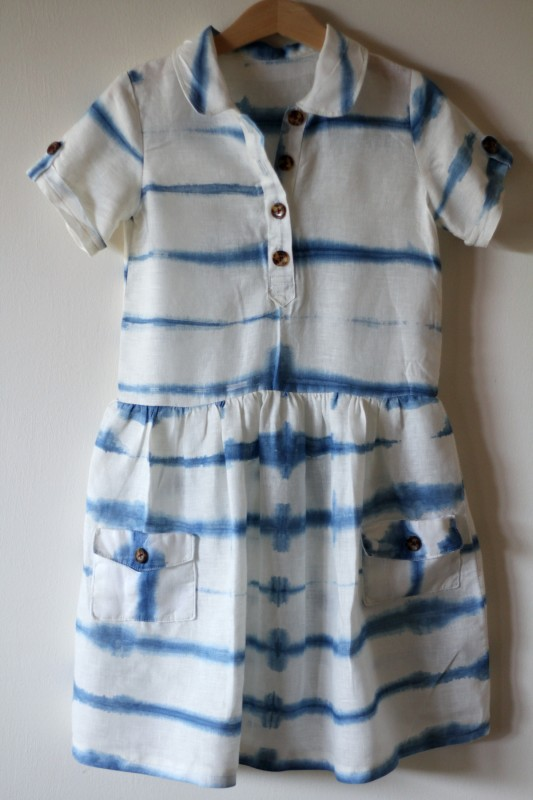 Indigo Oliver + S Jump Rope Dress