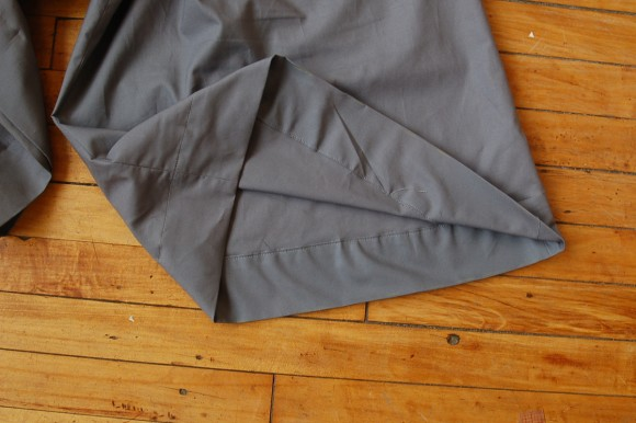 Hemming the Liesl + Co Girl Friday Culottes