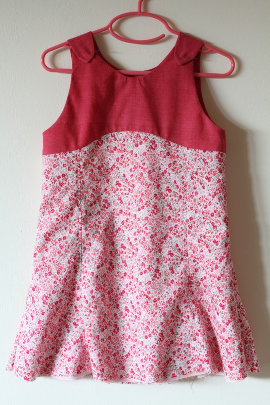 Oliver + S Tea Party Dress sew-along