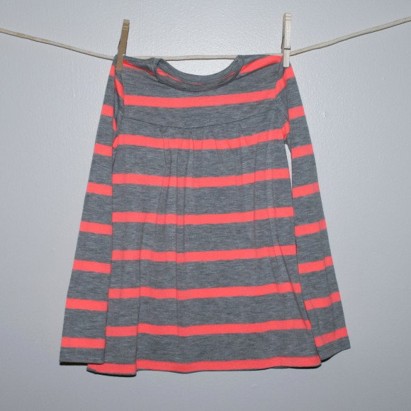 Customized Oliver + S Hopscotch Knit Top