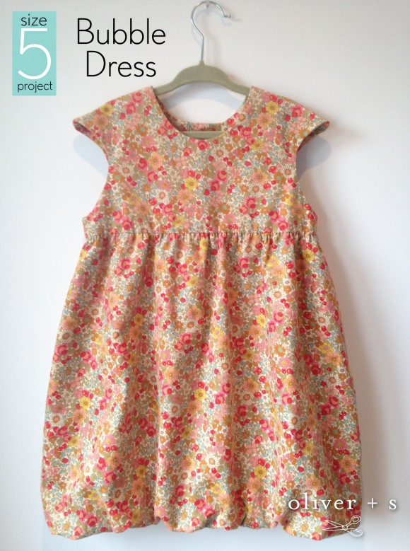 Oliver + S Bubble Dress