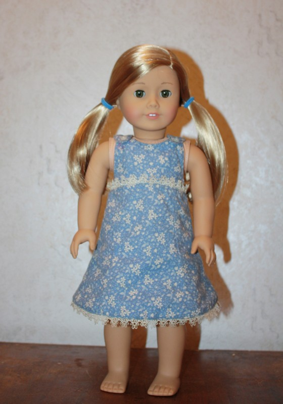 Oliver + S Tea Party Doll Dress