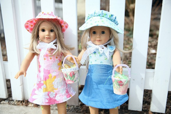 Oliver + S Tea Party Doll Dresses