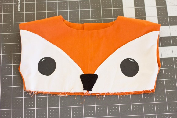 Fox Playtime dress tutorial