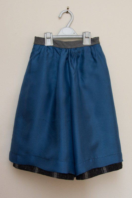 Lined Oliver + S Lunch Box Culottes