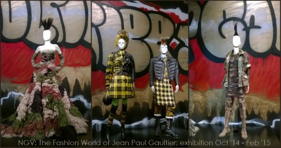 Jean Paul Gaultier Punk London