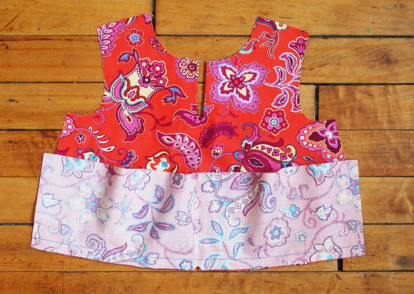 Oliver + S Butterfly Blouse sew-along