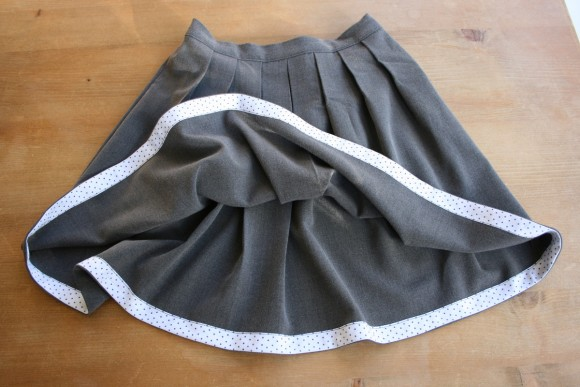 Oliver + S 2 + 2 Pleated Skirt