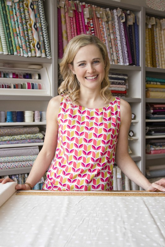 Lauren Guthrie from The Great British Sewing Bee season 1