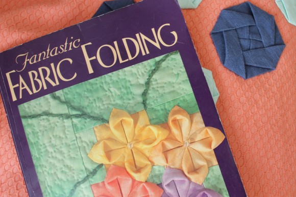 Fantastic Fabric Folding by Rebecca Wat