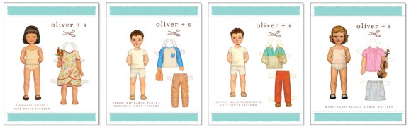 Oliver + S Closeout Patterns
