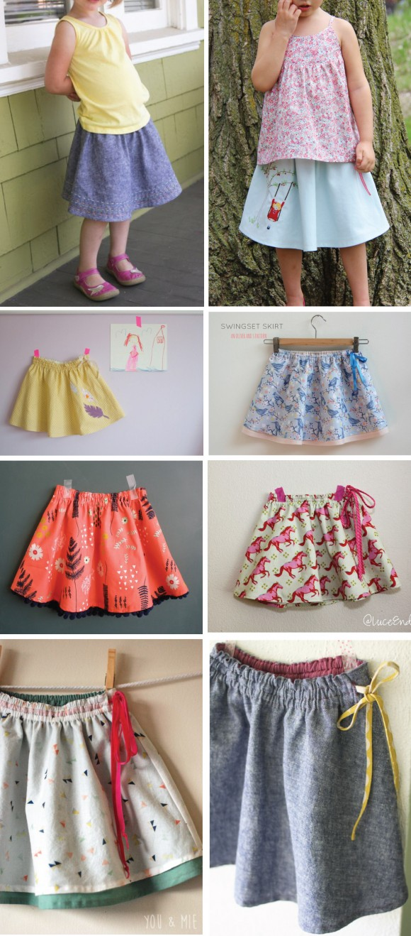 Swingset Skirts
