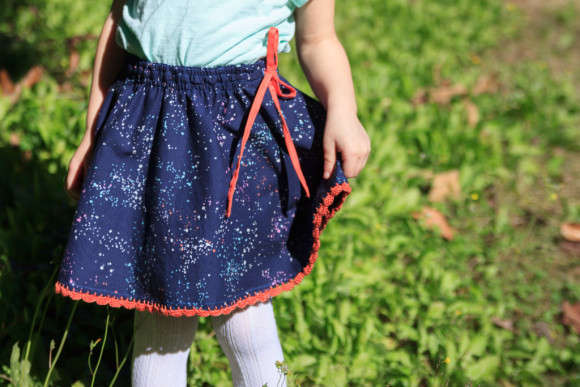 Oliver + S Swingset Skirt