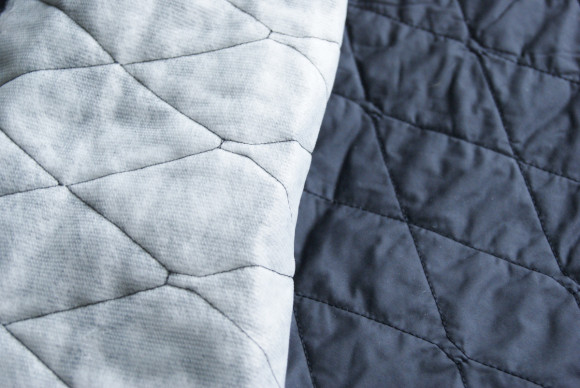 quilted thermal lining fabric