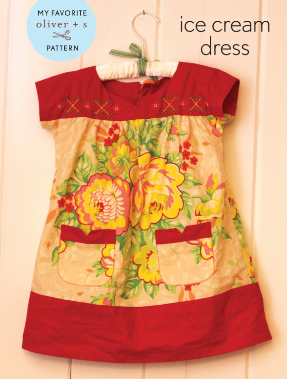 Oliver + S Ice Cream Dress