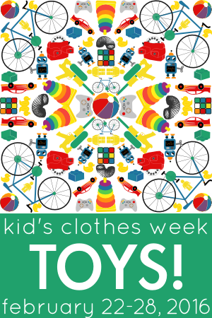 Kid's Clothes Week February 2016