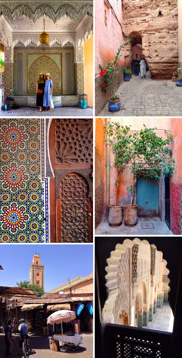 Marrakech Mosaic