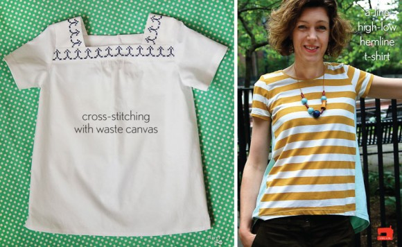 Top 10 spring sewing projects on the Oliver + S blog