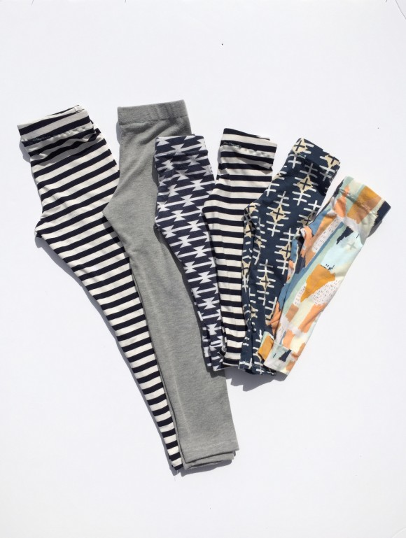 Oliver + S Playtime leggings
