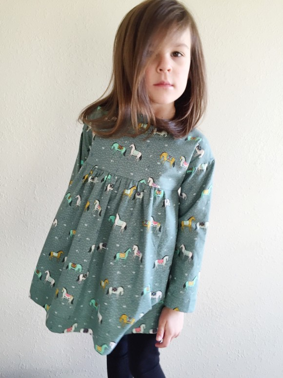 Oliver + S Playtime Tunic