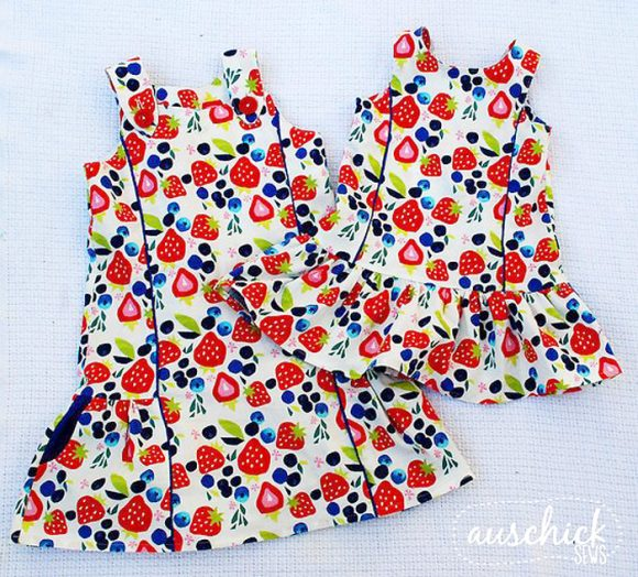 Auschick's Seashore Sundresses