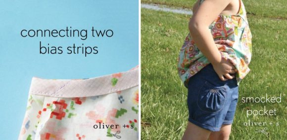 Oliver + S sewing tutorials