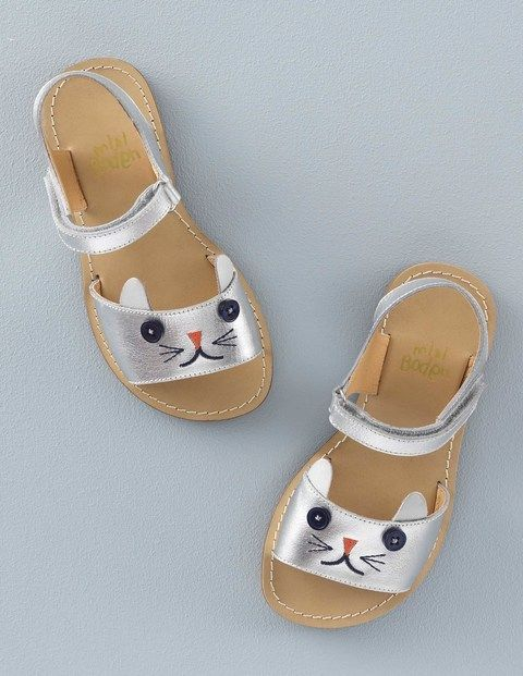 kitty sandals
