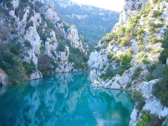 Grand Canyon of Verdon, France