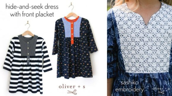 Oliver + S Hide-and-Seek Dresses