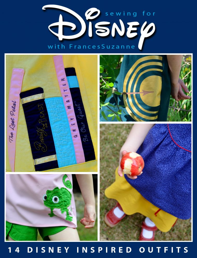 Sewing for Disney with Oliver + S