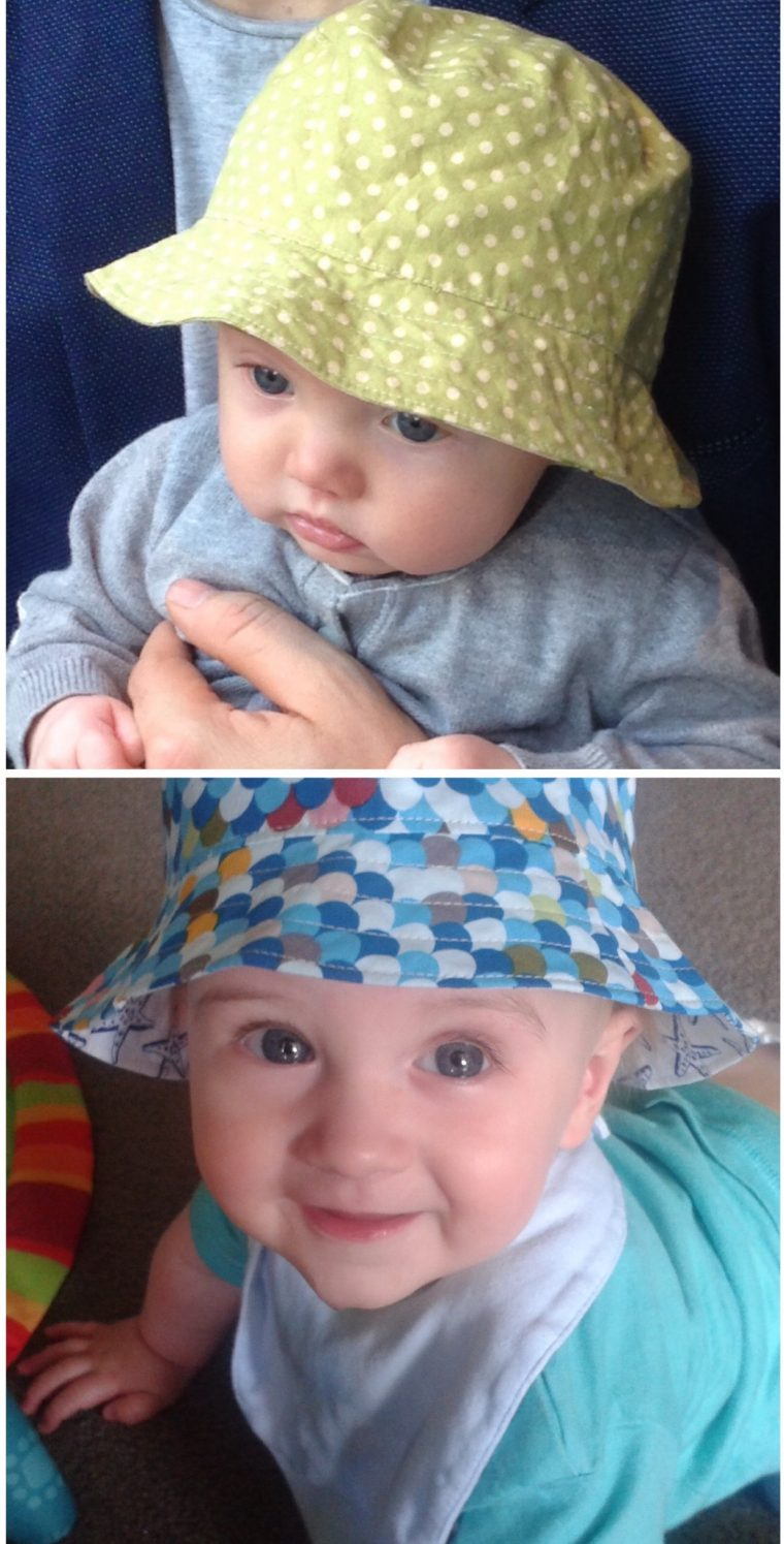 Oliver + S Reversible Bucket Hats