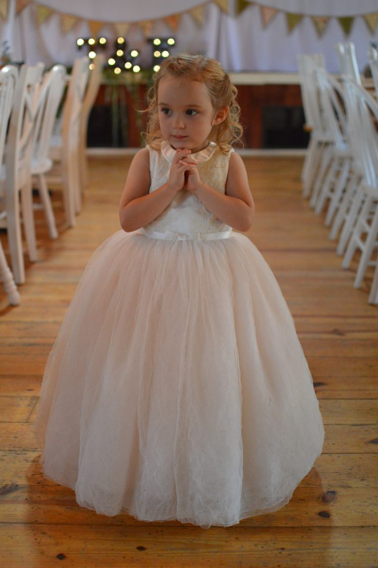 Oliver + S Fairy Tale Dress as a flower girl dress