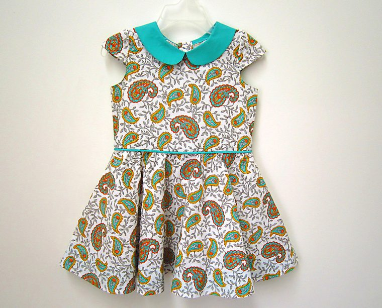 rhythm's building block dress