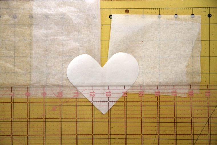 Heart cut-out back tutorial