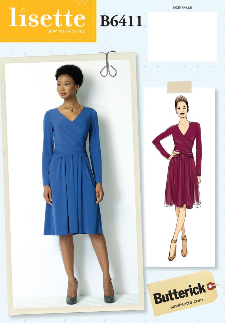 Lisette B6411 for Butterick