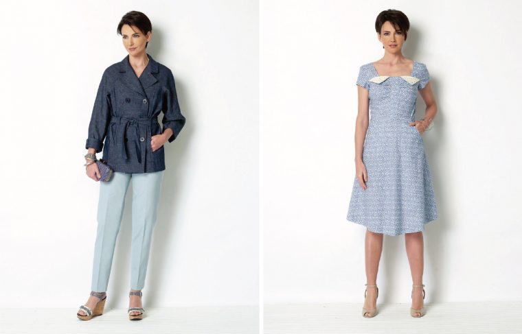 Spring 2016 Lisette for Butterick patterns