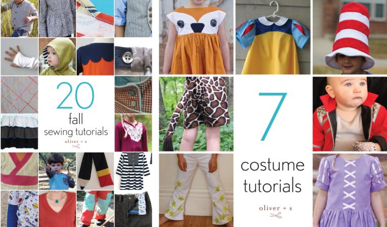 Oliver + S top sewing tips and tutorials