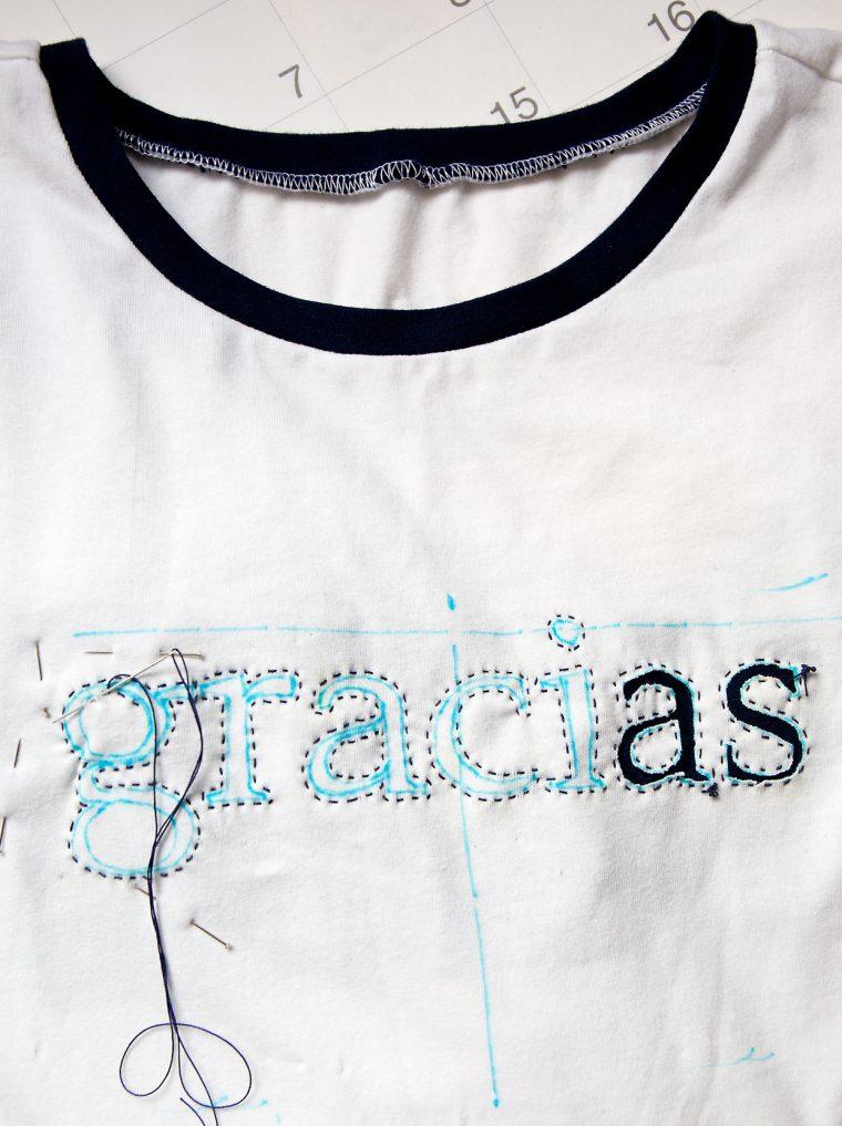 Gracias t-shirt