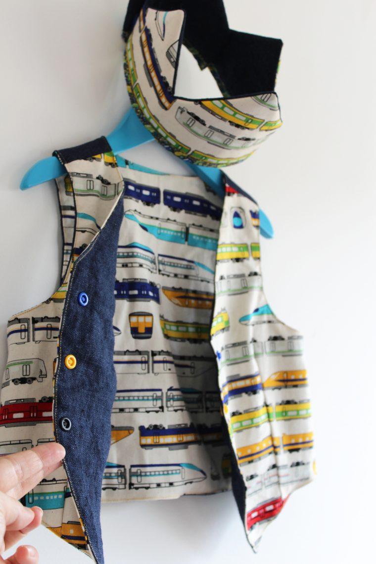 Oliver + S Art Museum Vest