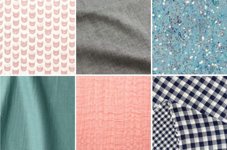 Classic Shirt fabric ideas: double gauze