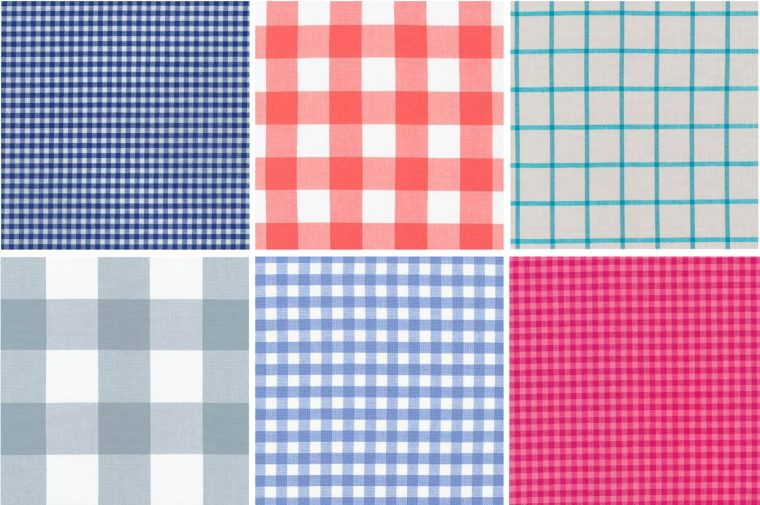 Classic Shirt fabric ideas: gingham