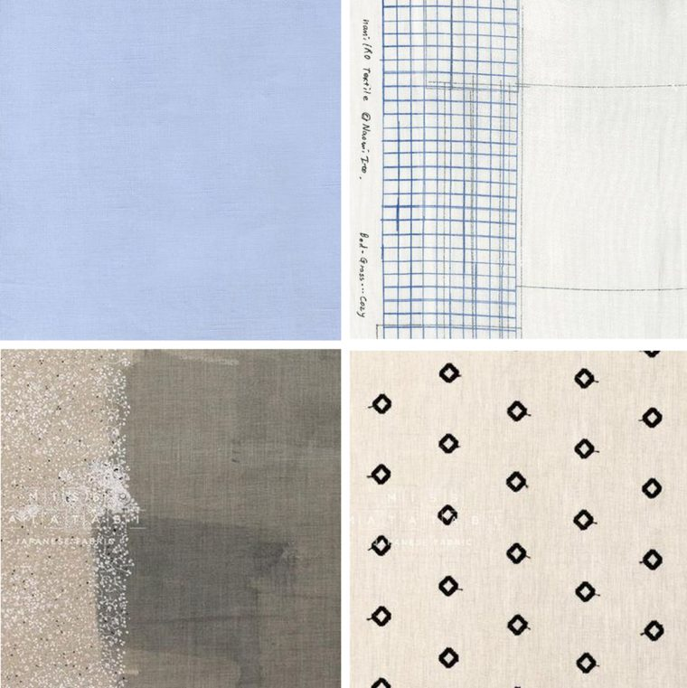 Classic Shirt fabric ideas: linen