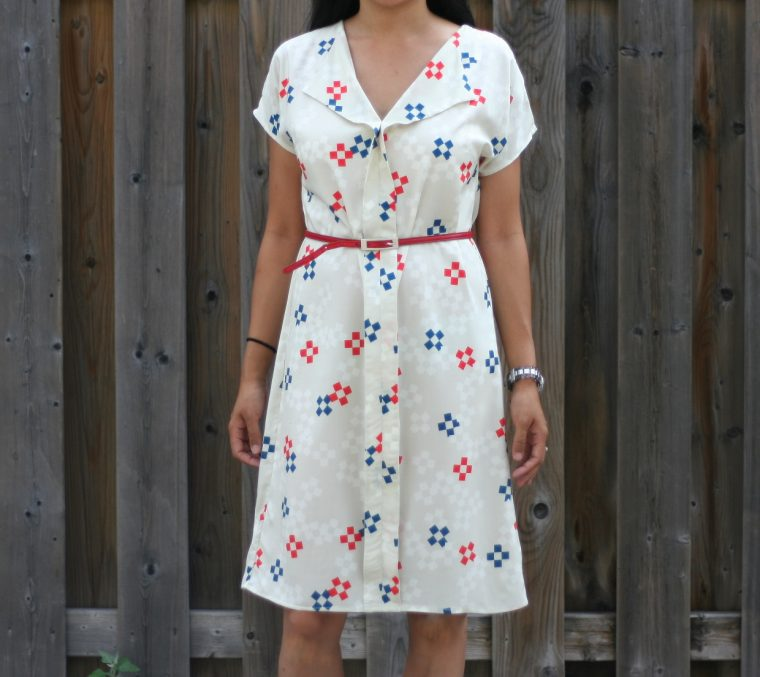 Liesl + Co. Weekend Getaway Dress