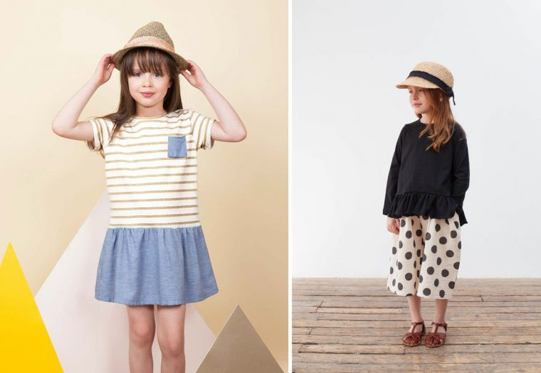 Oliver + S Lunch Box Tee and Lunch Box Culottes ideas